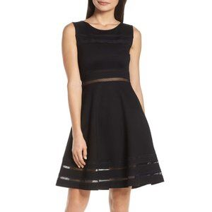 French Connection Scille Lula Jersey Dress
